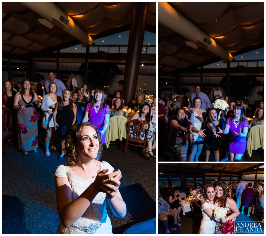 Bouquet toss, Who is the lucky one?