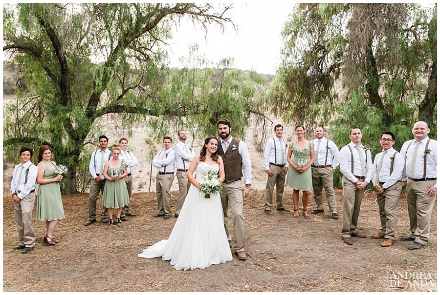 Bridal Party grouping ! so much fun working with all of them !