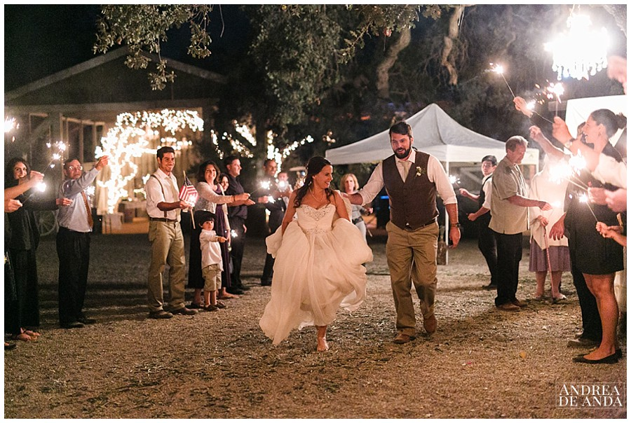 and a beautiful sparkler exit to close a wonderful day !!! Congratulations Sarah+Kyle.