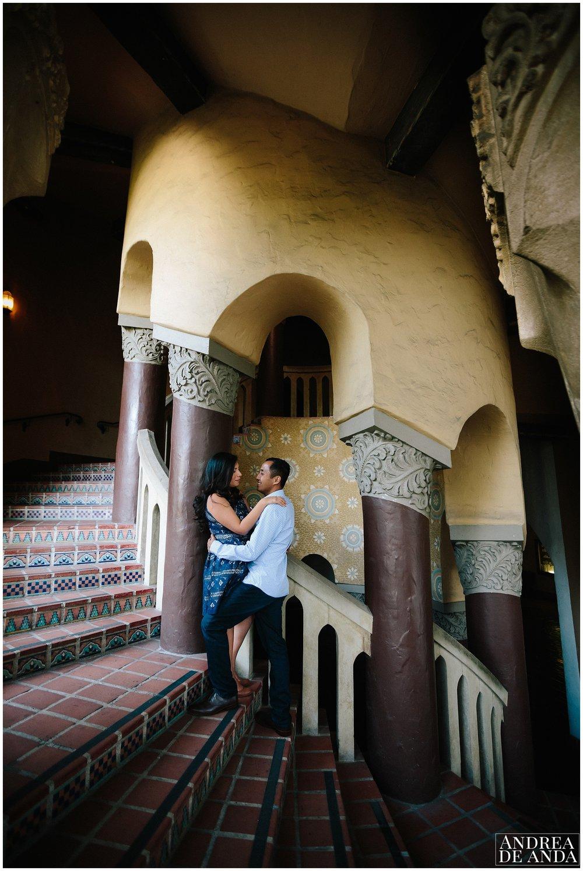 Santa Barbara Courthouse_Engagement session_Andrea de Anda Photography__0003.jpg