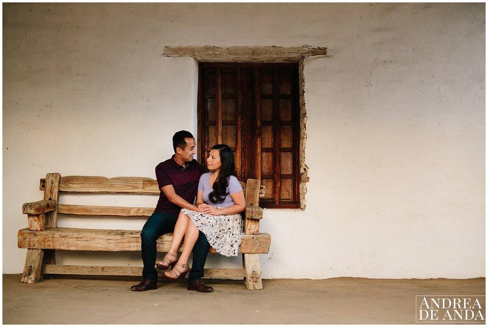 Santa Barbara Presidio_Engagement session_Andrea de Anda Photography__0013.jpg