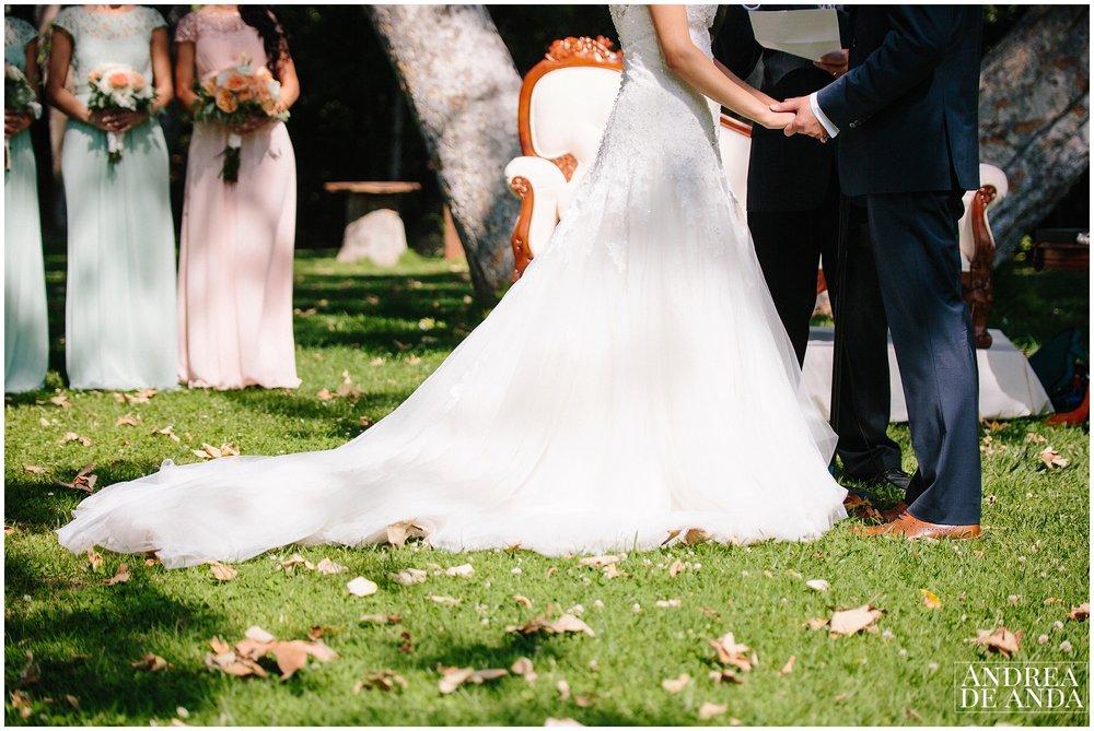 Wedding Ceremony in Lion's Park Carpinteria