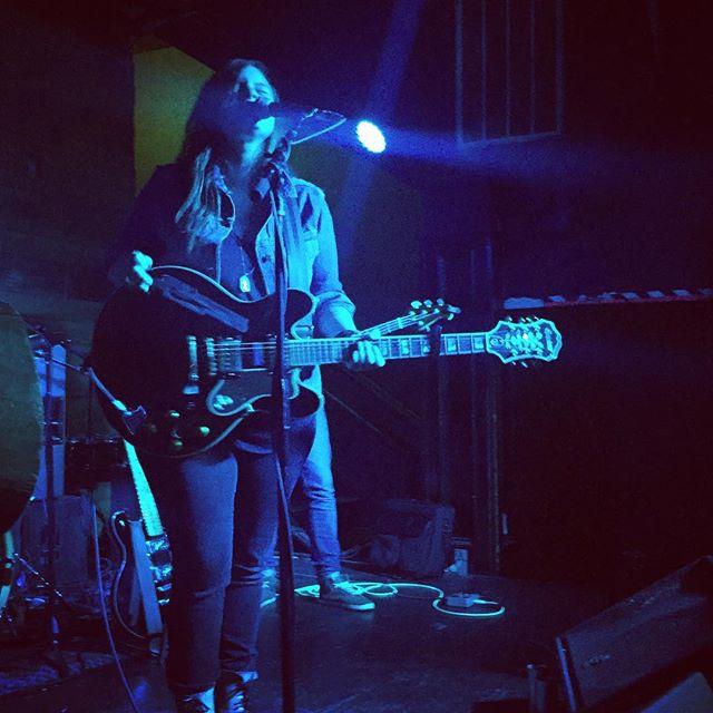 @emilywolfemusic just now at Mohawk! #austinlivemusic #austin #atx #atxmusic
