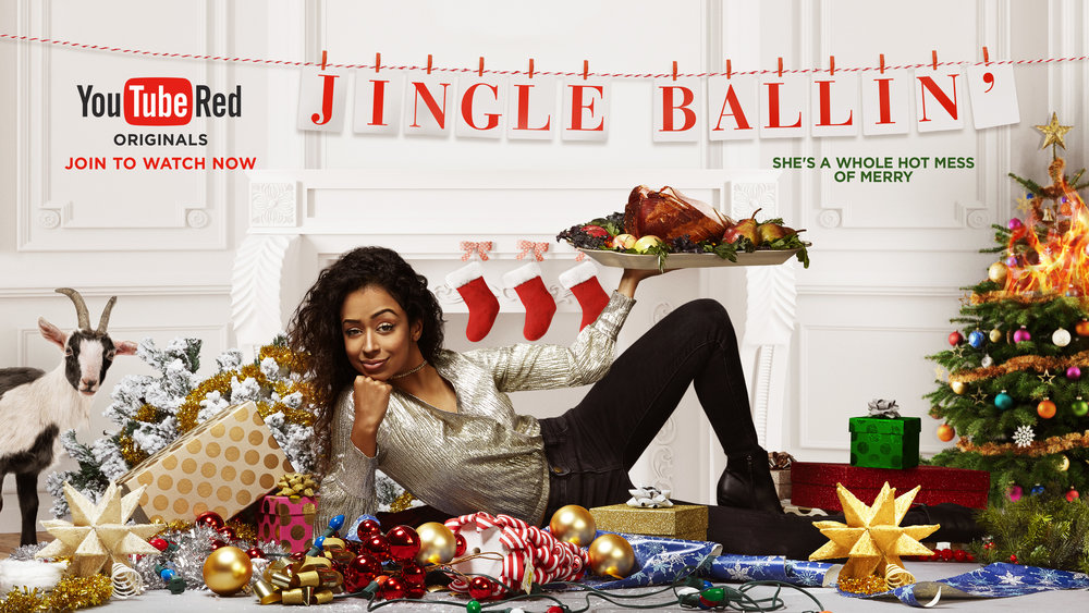 Liza Koshy: Jingle Ballin