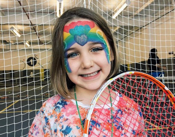 Tennis Birthday Party 4