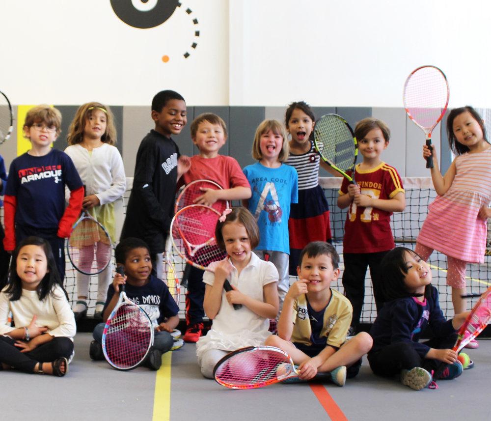 Tennis Birthday Party 2