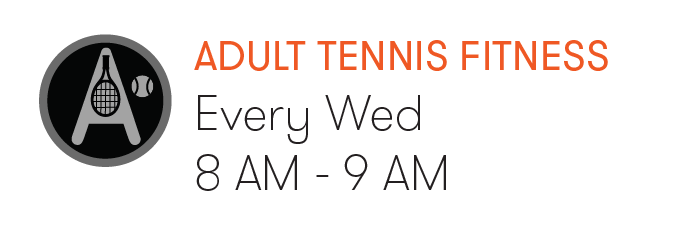 Adult Tennis Fitness