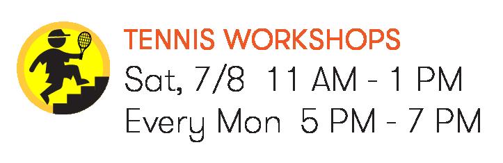 Tennis Workshops
