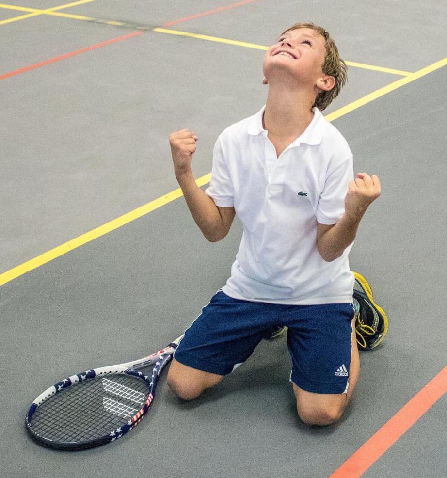 Teenage Tennis