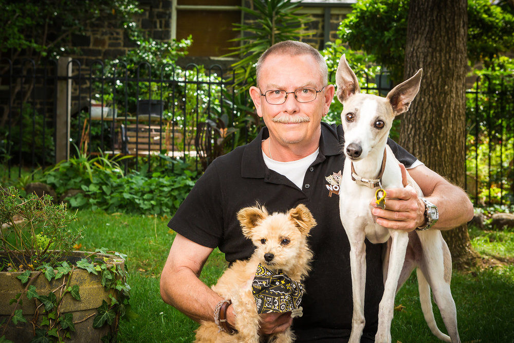 Barry - Secretary & Voice of Reason - I have been a member of the RAAF for the past 43 years, serving all over Australia and overseas. Four years ago my wife asked if I would be interested in assisting in fostering Chinese Crested dogs that have had a hard life. I didn't know what I (or we as a family!) were getting ourselves into but it has been very rewarding. Compared to some of the students that I have had to deal with in the RAAF, the dogs have been easier to manage!