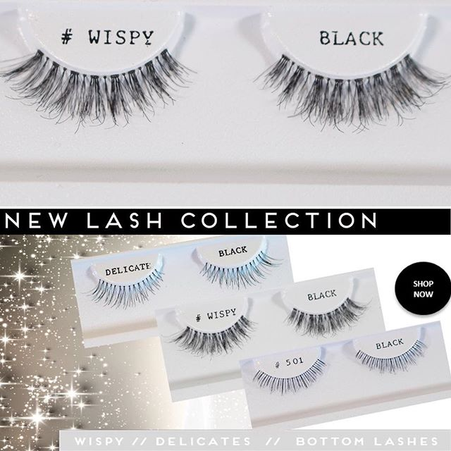 Obsessed with these Wispy lashes! Just $2.50 /pr up on the website now! 100% human hair, handmade #lashgamestrong #smasheslashes #lashesfordays #newyear