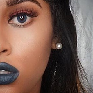 Our #523 lashes on stunning @make_up_k_ and this lip color is everything. Lashes online for just $2.50 use code FOLLOW20 for a cool 20% discount #wispylashes #makeupaddict #beauty #lashgamestrong #lashesfordays #lashes #atlanta