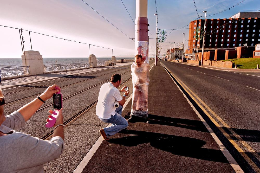 Blackpool 2013-friendship selfie book.jpg