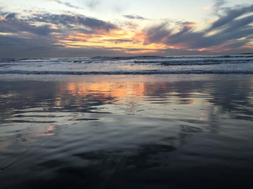 Ocean Beach 5:03 p.m.