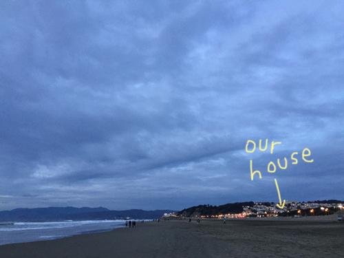 Ocean Beach  5:19 p.m.