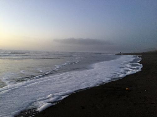 Ocean Beach  5:26 p.m.