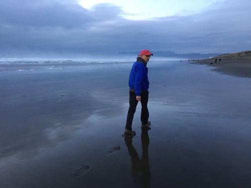 Ocean Beach  5:23 p.m.