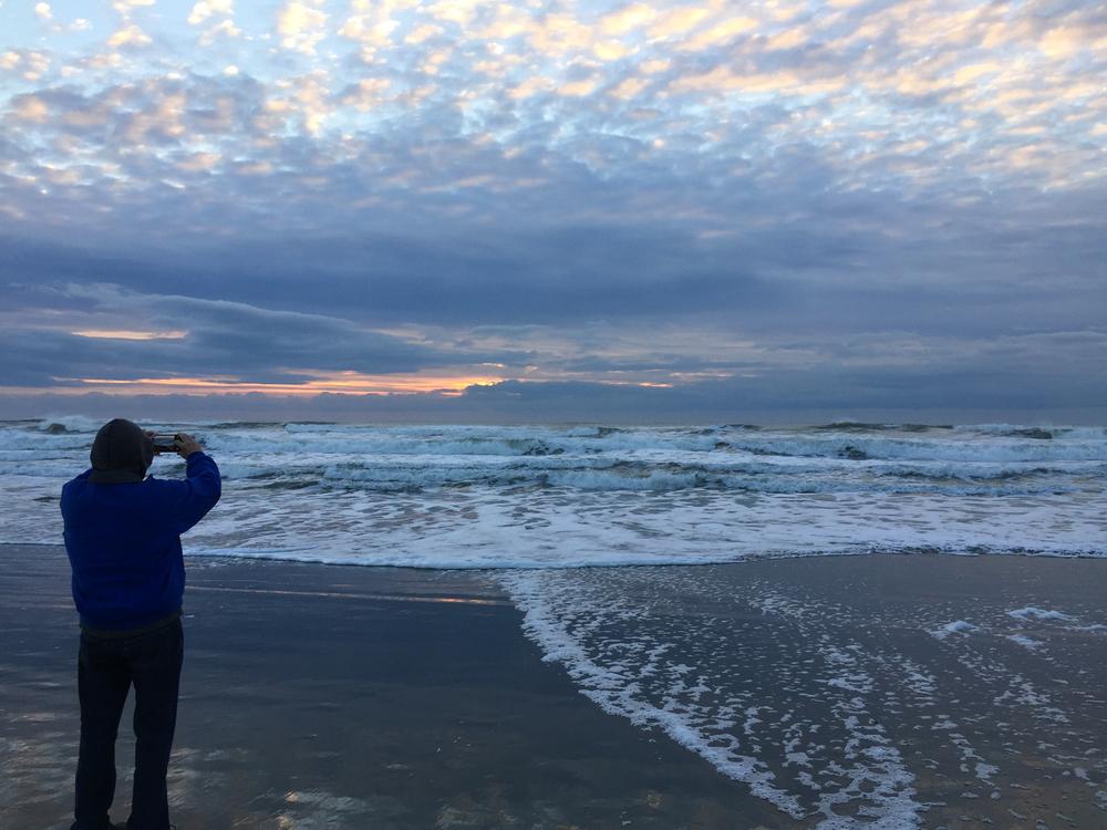 Ocean Beach  5:12 p.m.