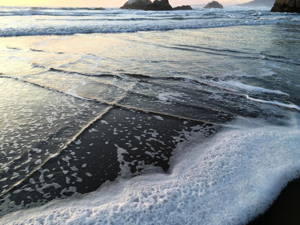 Ocean Beach  5:35 p.m.