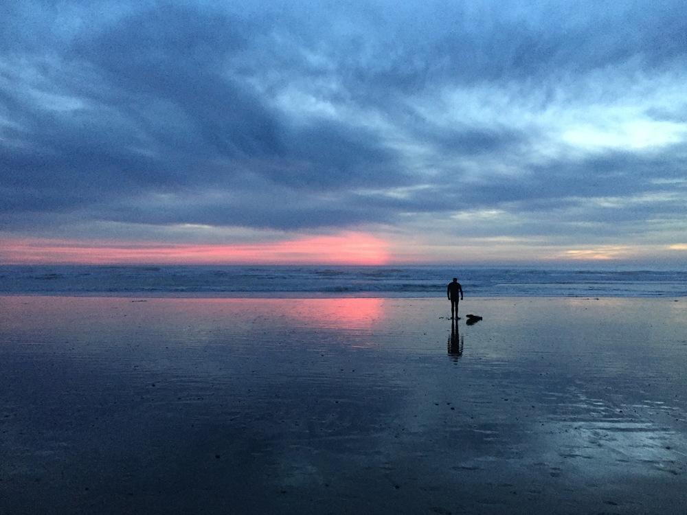 Ocean Beach  6:01 p.m.