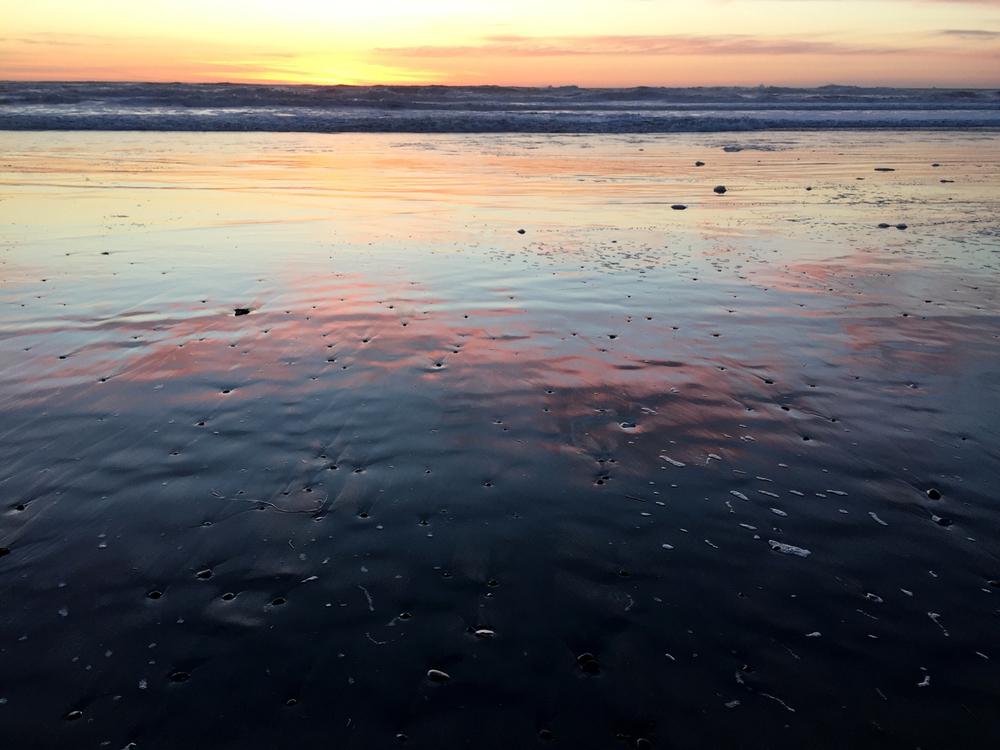 Ocean Beach  6:02 p.m.