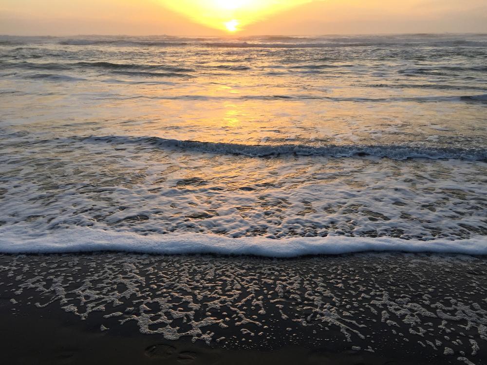Ocean Beach  5:52 p.m.