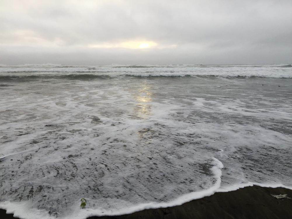 Ocean Beach  5:44 p.m.