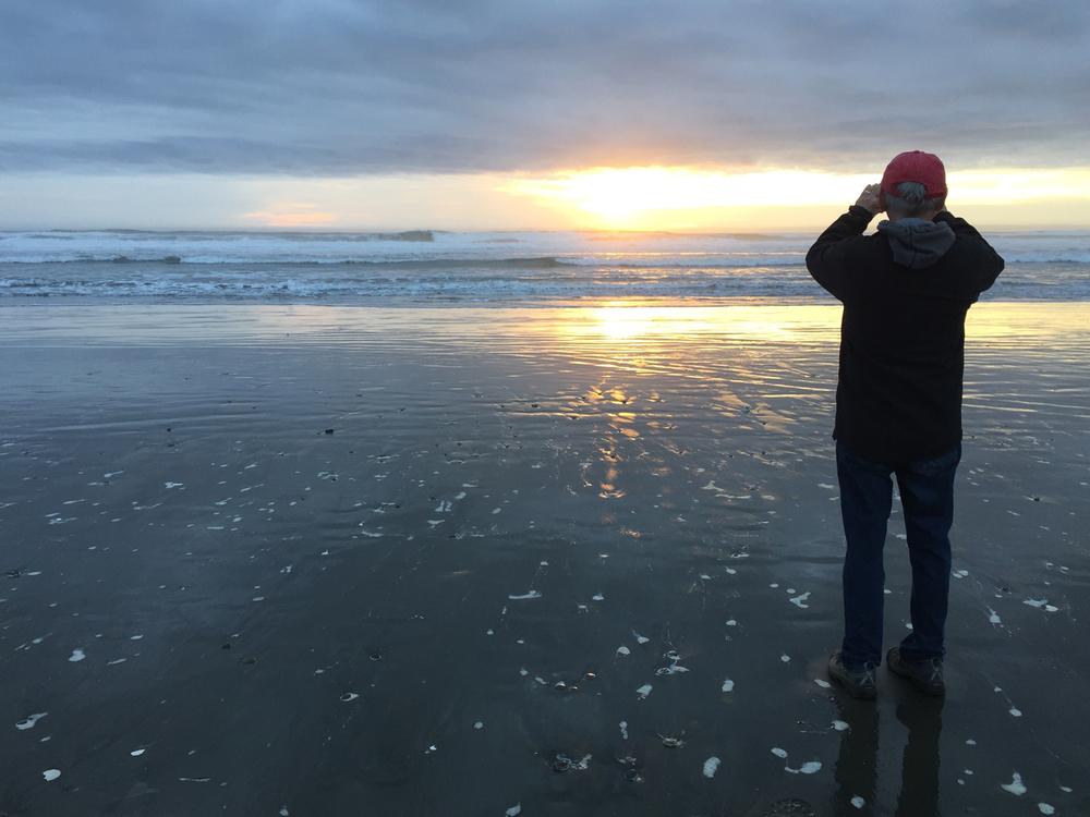 Ocean Beach  6:04 p.m.
