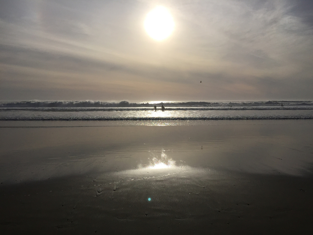 Ocean Beach  6:25 p.m.