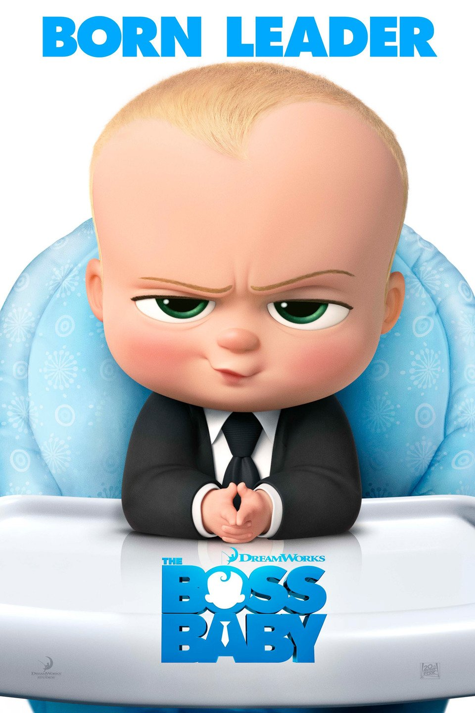 BTW, Boss Baby is being made into a movie starring Alec Baldwin, Steve Buscemi, and Lisa Kudrow.