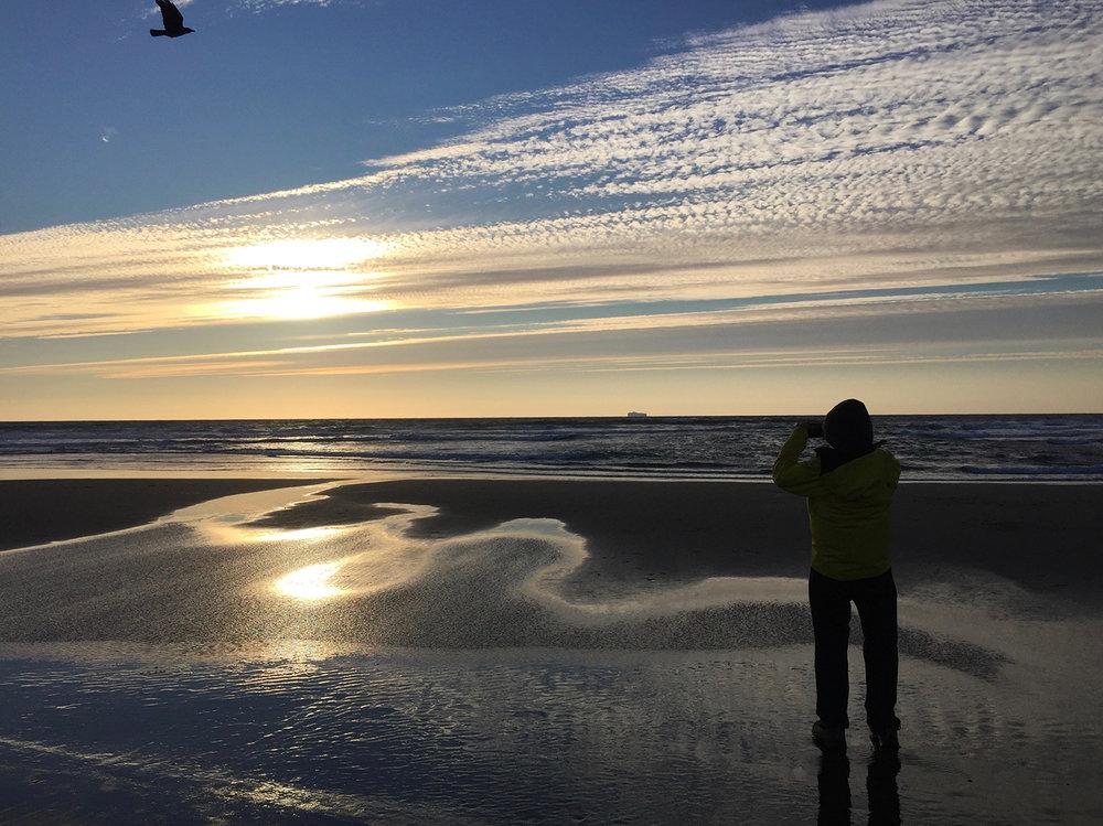 Ocean Beach  6:12 pm