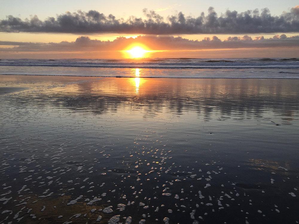 Ocean Beach  4:41 pm