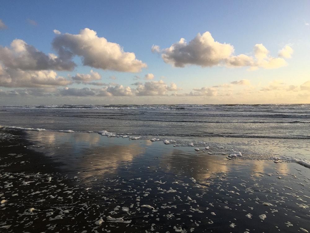 Ocean Beach  7:11 pm