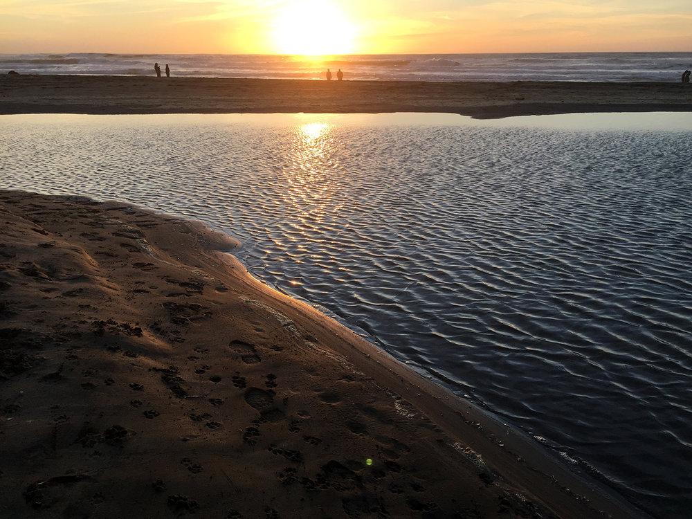 Ocean Beach  4:39 pm