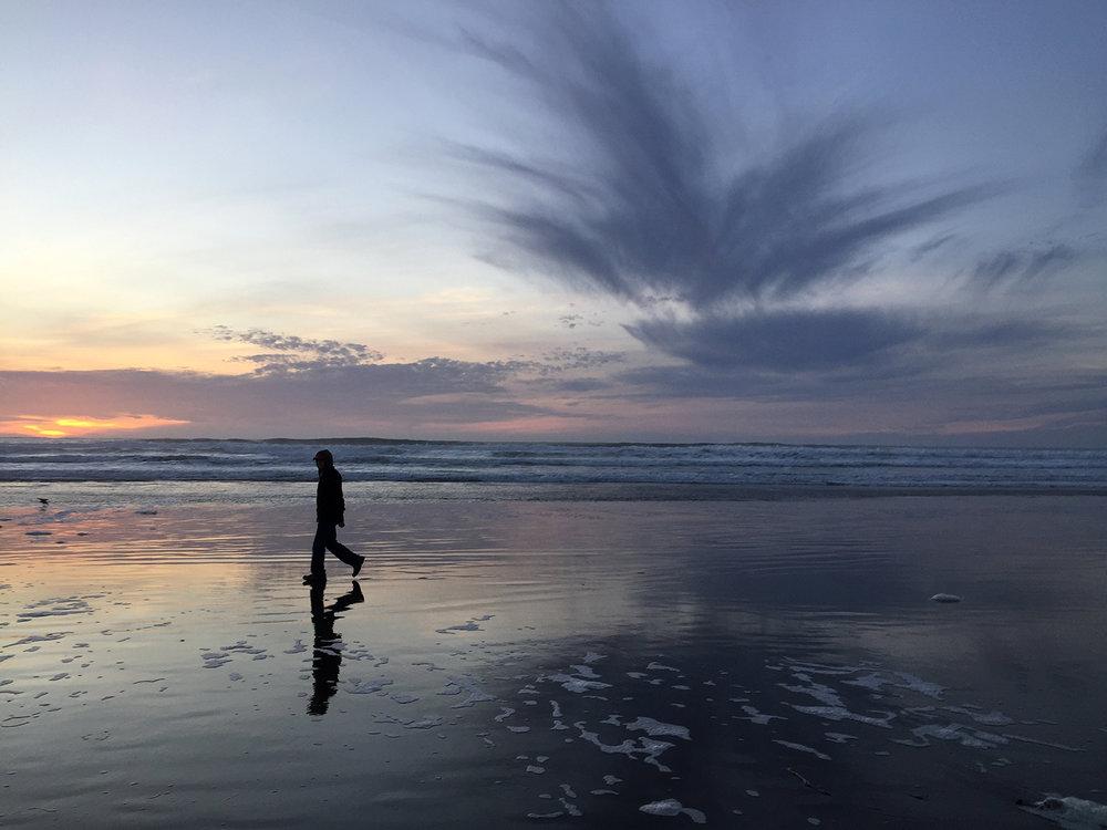 Ocean Beach  4:52 pm