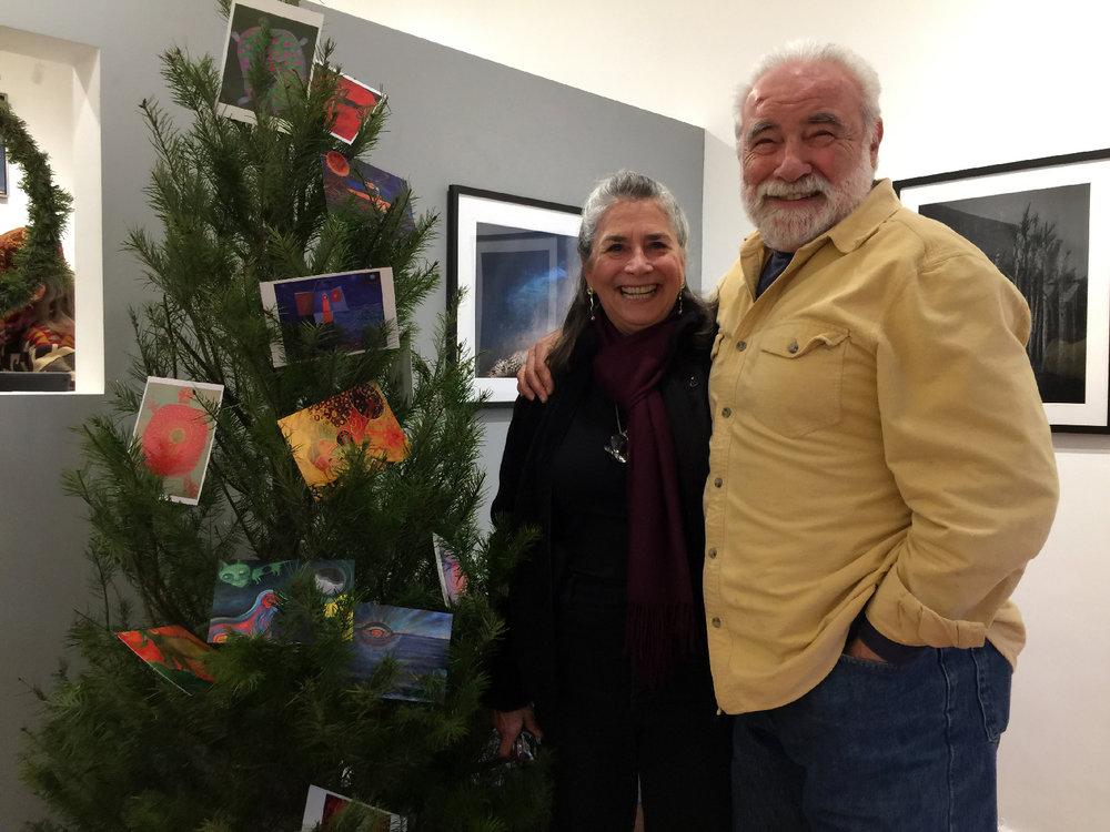 FOG  Solstice Celebration (Barbara and Stephen)
