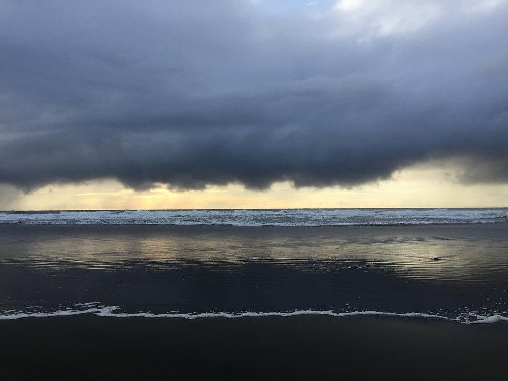 Ocean Beach  5:13 pm