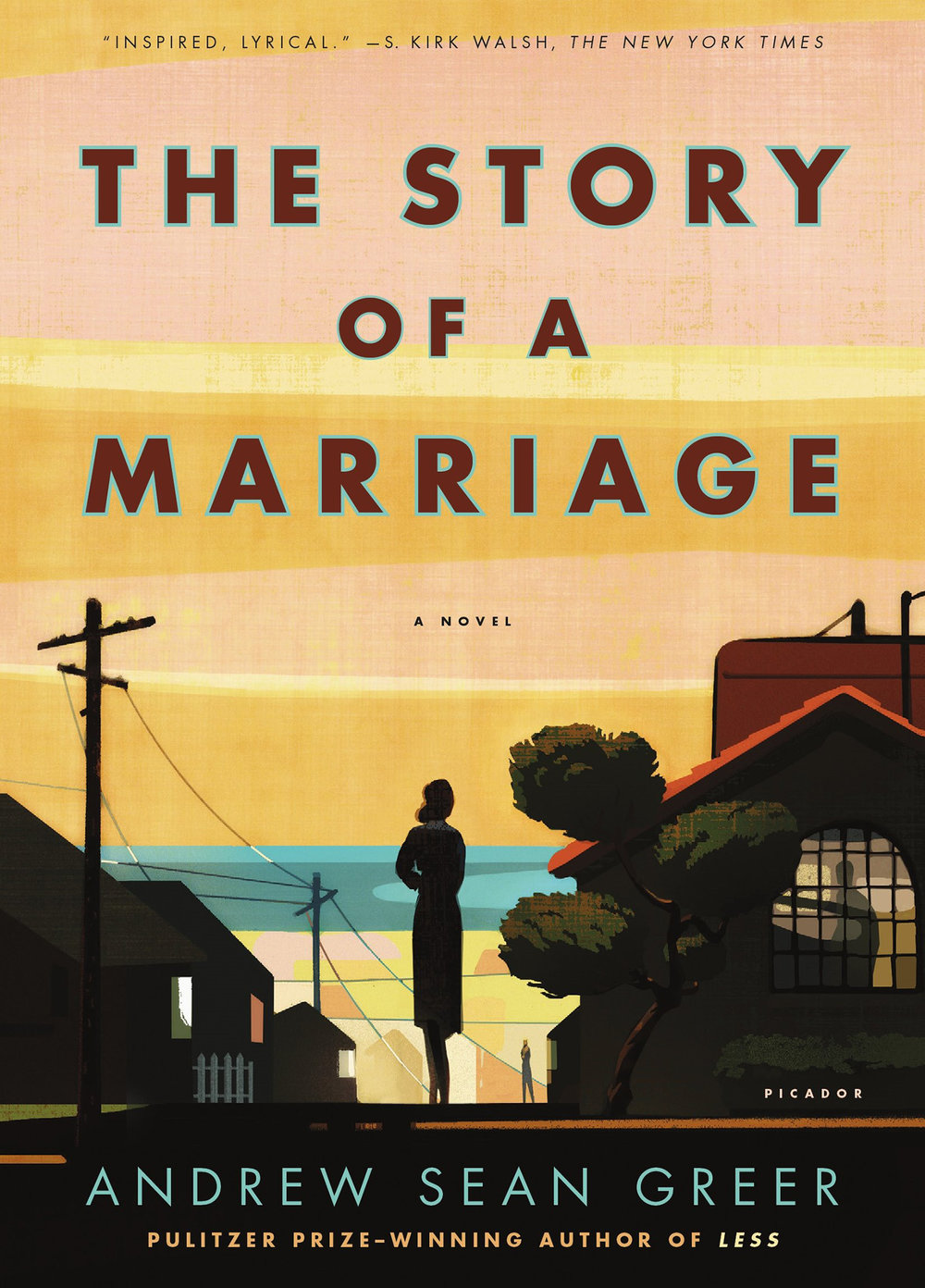 Another great book recommended by Barbara L. ...Not only is the writing incredible, but the story takes place in my neighborhood!