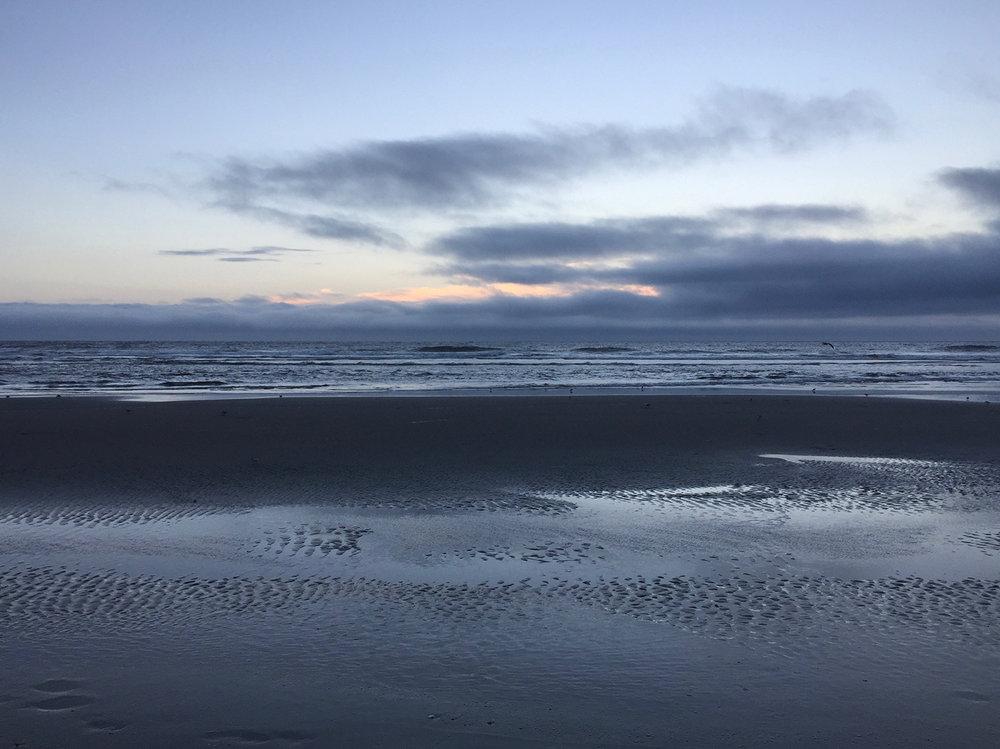 Ocean Beach   6:47 pm