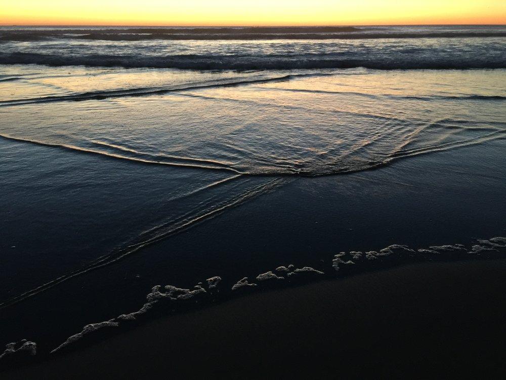 Ocean Beach 6:45 pm