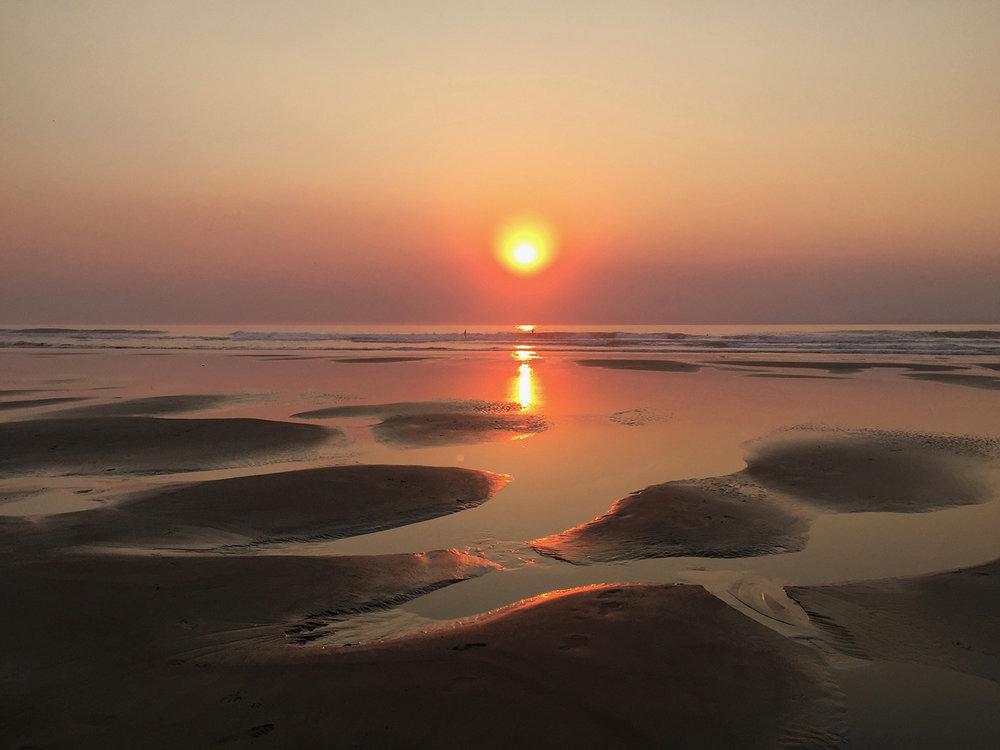 Ocean Beach 4:32 pm
