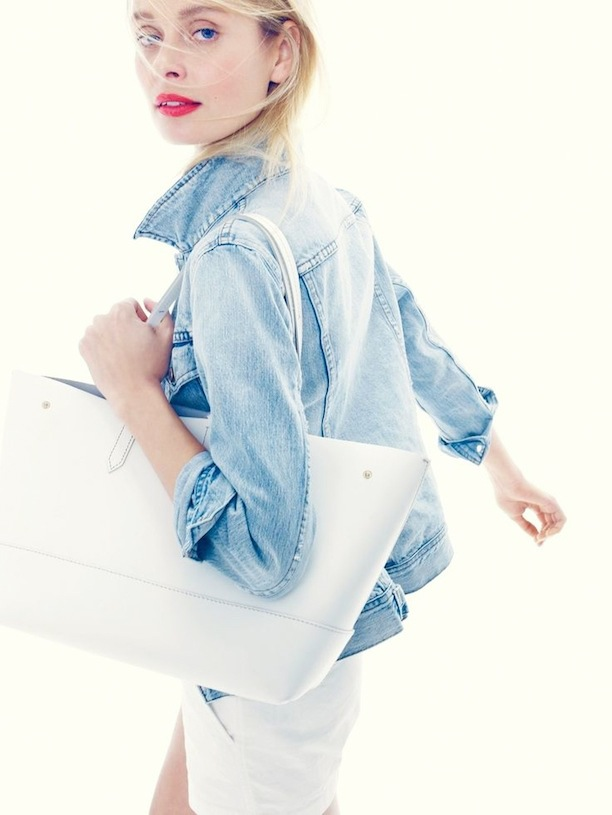 Le-Fashion-Blog-Denim-Jacket-Bright-Pink-Fuchsia-Lips-Matte-Lipstick-White-Leather-Tote-BagSummer-Style-JCrew-Lookbook.jpg