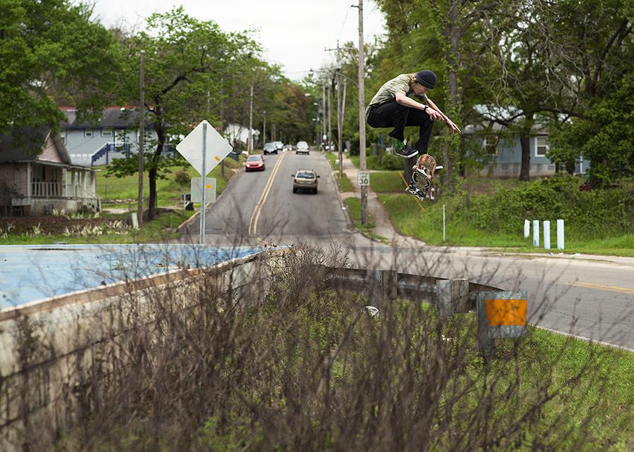 Kevin Shealy 360 flip