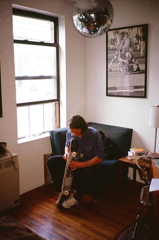 Vincent Touzery / Brooklyn, NY2014