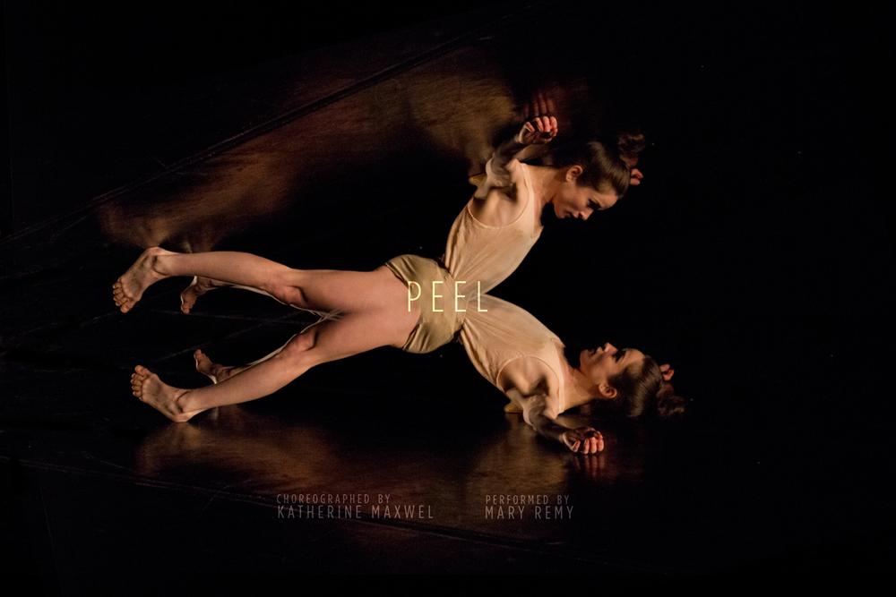 Peel May 2014 Pushing Progress Peridance Capezio Dance Center, New York NY
