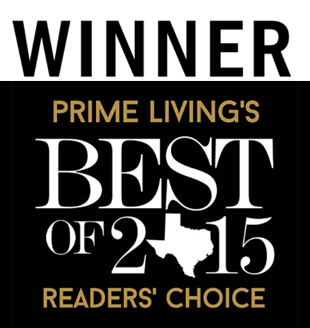 "Asador won ""Best Burger,"" ""Best Cocktails,"" & ""Best Dessert"" in Texas by PRIME Living Magazine"