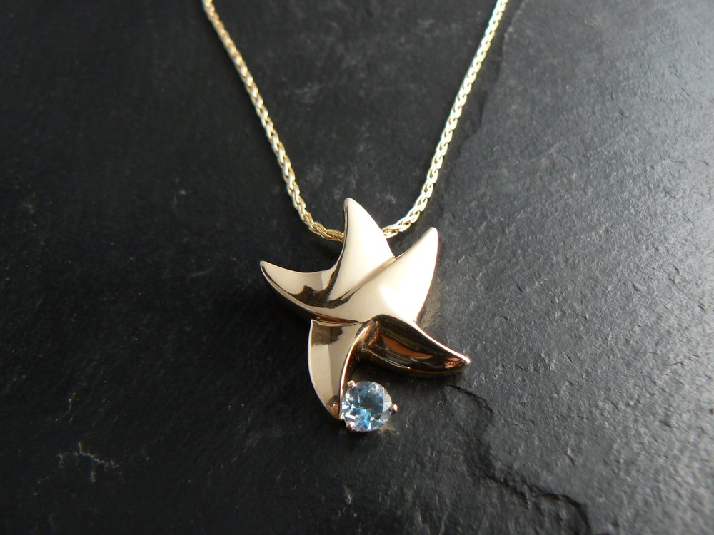 Star with Aqua