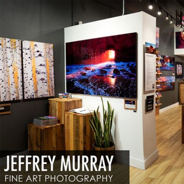 Bend Oregon Art Gallery Downtown Walking Tour Jeffrey Murray Photography