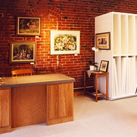Sage Custom Framing and Gallery in Bend, Oregon