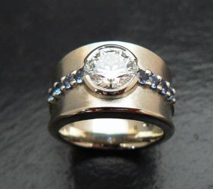 A recent timeless ring design.